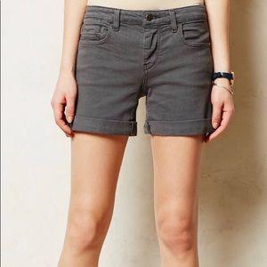 Anthro Pilcro Stet fit Shorts